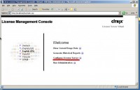 Install a Citrix License on a Citrix License Server